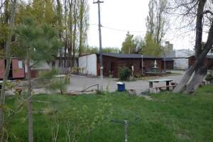 Camping Perito Moreno