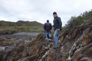 Ein wenig bewegen mussten wir uns dann noch auf den Flora und Fauna Island