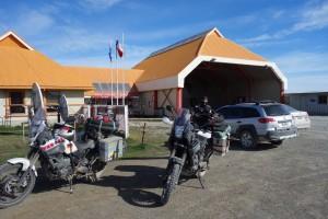 Grenzposten Chile