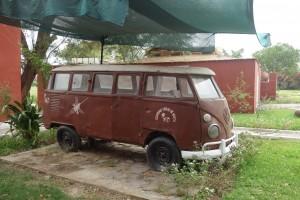 Marias Fahrzeug