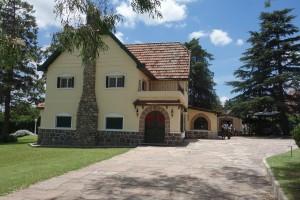 Das ist das tolle Haus von Corinna und Hermann