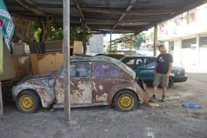 Petzi's neues Auto